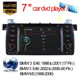 Car DVD Player for BMW 3 Series with GPS Navigation