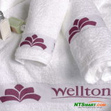 Cotton Hotel Bath Towel Set (N000020820/N000020821)