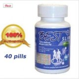 Wholesale Original Best Slim Weight Loss Slimming Capsules (40 pills)