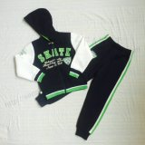 Sports Clothes Style Fleece Boy Tracksuits in Kids Clothes Sq-6713