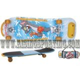Skateboard Set in Size 30′′x10′′ (B14113)