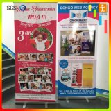 Portable Display Rack Pull up Banner Stand