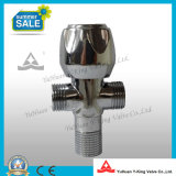 Three Way Brass Angle Valve (YD-5030-C)