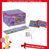 Funny Villa Puzzle Toy with Powder Candy