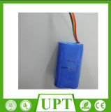 High Level Factory Export Li-ion 18650 Rechargeable Battery Pack 11.1V 2600mAh