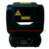 3W Infinite Moving Head Animation 128 Gobo RGB Laser Light