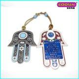 New Custom Big Metal Enamel Hamsa Hand Pendants #18558
