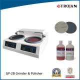 Gp-2D Double Wheel Variable Speed Grinding and Polishing Machine