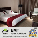 Modern Hotel Bedroom Furniture Bed Set (EMT-01)