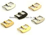 OEM Stainless Steel Watch Belt Buckles Custom Size and Colors