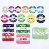 Hot Selling Custom Logo Poker Chip