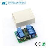 Customized 6V, 9V, 24V Wireless RF  Remote Control Switch Kl-K400c