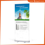 High Quality Aluminum Retractable Roll up Banner Stand for Advertising