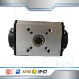 Manufacturer of Single Acting Pneumatic Actuator
