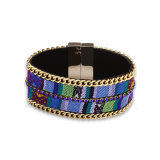 Bohemian Style Alloy Multicolor Women Bracelet Fashion Jewelry