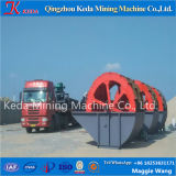 Sand Washing Equipment with Capacity 30-150t/H