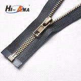 Over 20 Years Experience High Quality Metal Zipper for Jeans