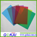 Light and Hard Good Plasticity 0.7mm PVC Rigid Sheet