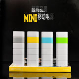 New Cheap OEM 2400mAh Power Bank, Mobile Power Supply, Portable Battery Charger