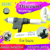6HK1 095000-8902 Complete Injector 0950008901 (8-98151837-1) , Denso 8903 /8904 Diesel Fuel Injector 0950008900, 898151837#