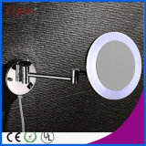 Fyeer Single Side 8 Inch Foldable Round LED Cosmetic Mirror