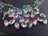 Drop Rhienstones Point Back Jewelry Stones