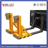 Forklift Mounted Double Eagle-Grip Drum Grabs