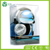 OEM Clear Mobile Phone Computer Use Earphone Plastic Packaging Box