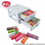 Two Layer Drawers Box Chewing Gum