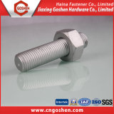 Hot DIP Galvanizing B7 Stud Bolt / B16 Stud Bolt&Nut Threaded Rod