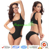 Women One-Piece Swimwears Sexy Cutting