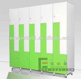 Customized Solid Resin Compact Storage Locker Sauna Storage Locker