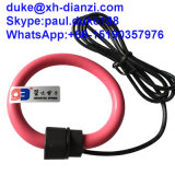Outdoor Waterproof Clamp on Type Three Phase Current Probes Air-Core Coil