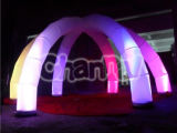 Stage Decoration LED Inflatable Arch Chad603