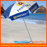 Aluminum Folding Sun Umbrella Parasol