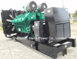 1250kVA-2000kVA 50Hz, 1500rpm, 400V or 10kv Yuchai Diesel Generator Set