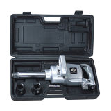 6 PC 1′′ Extended Anvil Air Impact Wrench Kit (AT-285-6K)