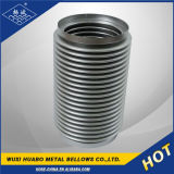 304 316 321 Ss Corrugated Flexible Bellow Pipe