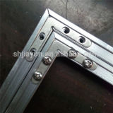 Mill Finish Aluminum Extrusion Snap Frame