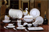 Jingdezhen Porcelain Coffee Set (QW-1302)