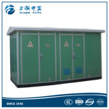 Compact Transformer Kiosk Power Substation