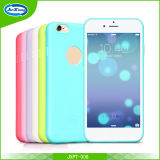 Matt Cute Candy Color Ultra Thin TPU Back Cover Case for iPhone 6