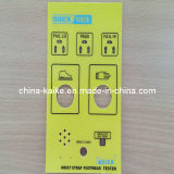 0.5-1mm Membrane Switch Keypad
