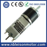 22mm Planetary Gear 24V 12V DC Motor with Dual Shaft for Encoder