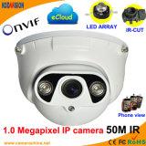 1.0 Megapixel IR Dome IP CCTV Cameras Suppliers
