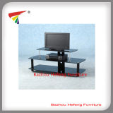 Black LCD TV Stand (TV036)