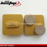 Redi Lock Metal Bond Concrete Polishing Pad 150# Circle Segments