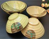 (BC-MB1041) High Quality Reusable Imitation Porcelain Melamine Bowl