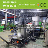 Two-Stage Water Ring PP PE Plastic Pellet Machine