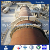 High Efficiency Rotary Kiln Limestone Calcined Production Line with 600 Ton Per Day